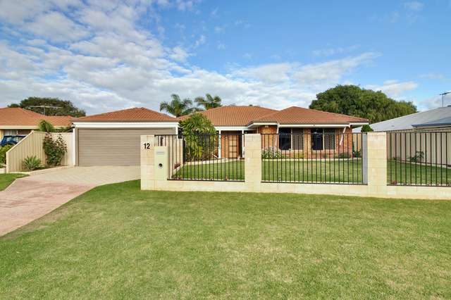 12 Lightfoot Place, Cooloongup WA 6168