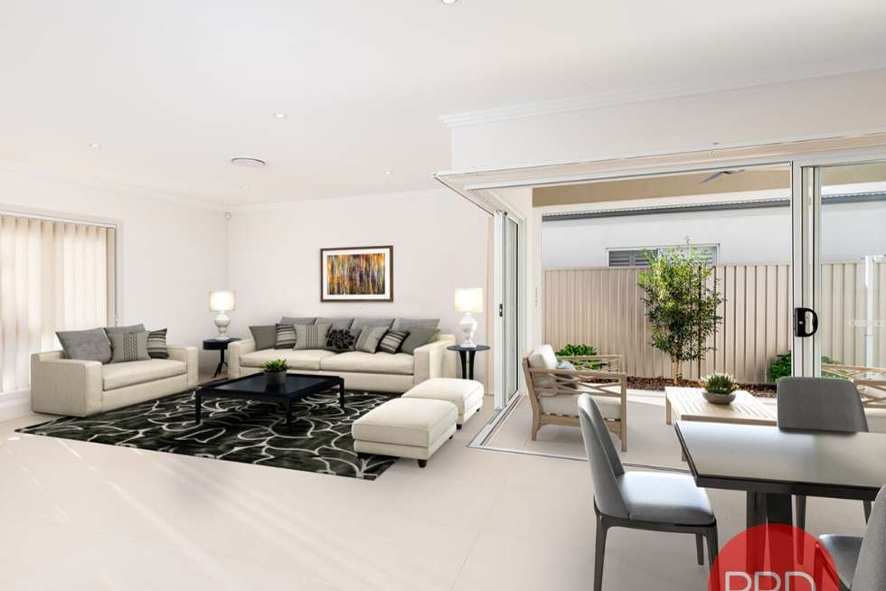 Second view of Homely house listing, 3 Lacewing Way, Leppington NSW 2179