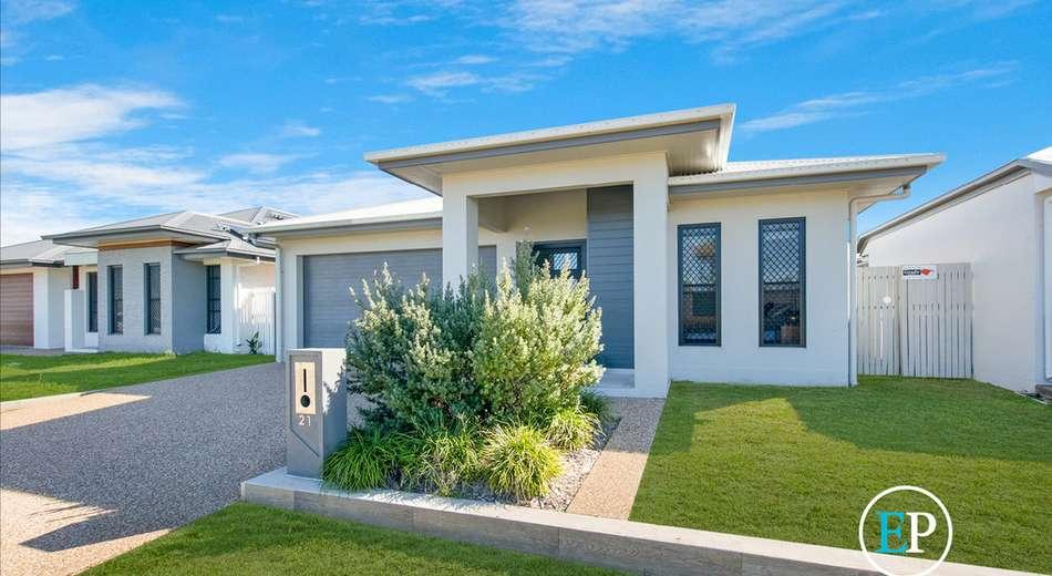 21 La Glorie Cct, Burdell QLD 4818