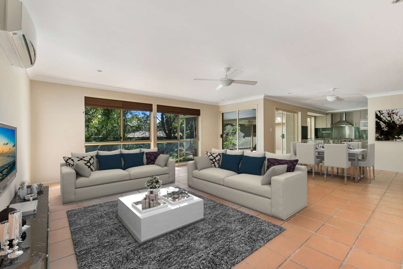 Main view of Homely house listing, 40 Ironbark Place, Bellbowrie QLD 4070