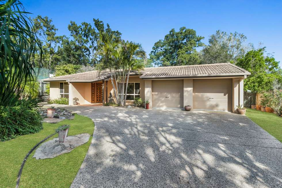 Second view of Homely house listing, 40 Ironbark Place, Bellbowrie QLD 4070