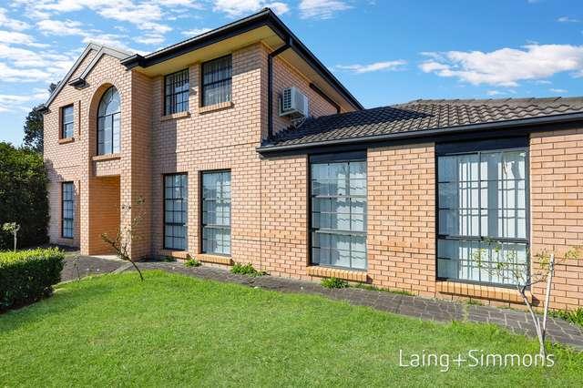 55a Macquarie Avenue, Kellyville NSW 2155