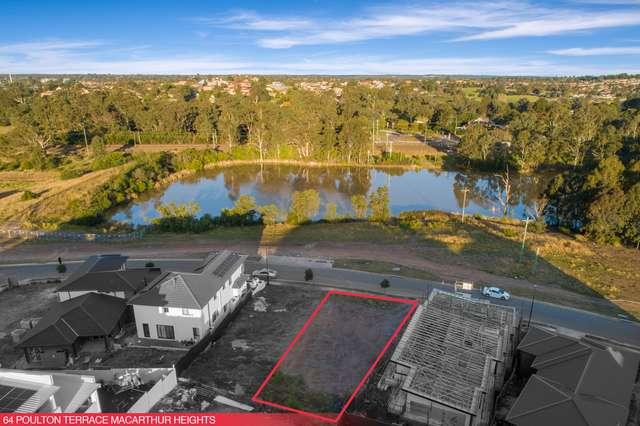 64 Poulton Terrace (Lot 4449), Campbelltown NSW 2560