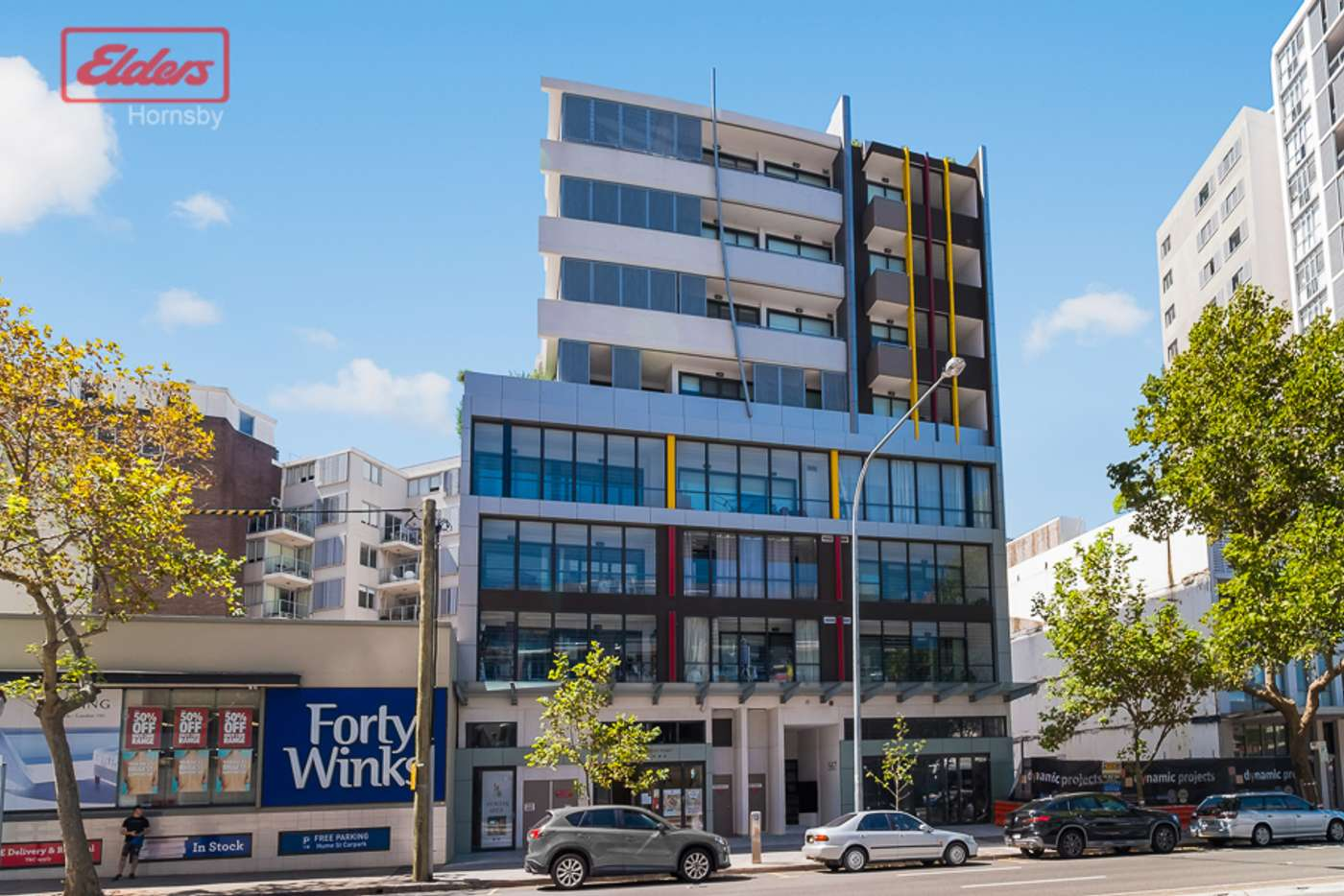 Main view of Homely apartment listing, 303/567 Pacific Hwy, St Leonards NSW 2065