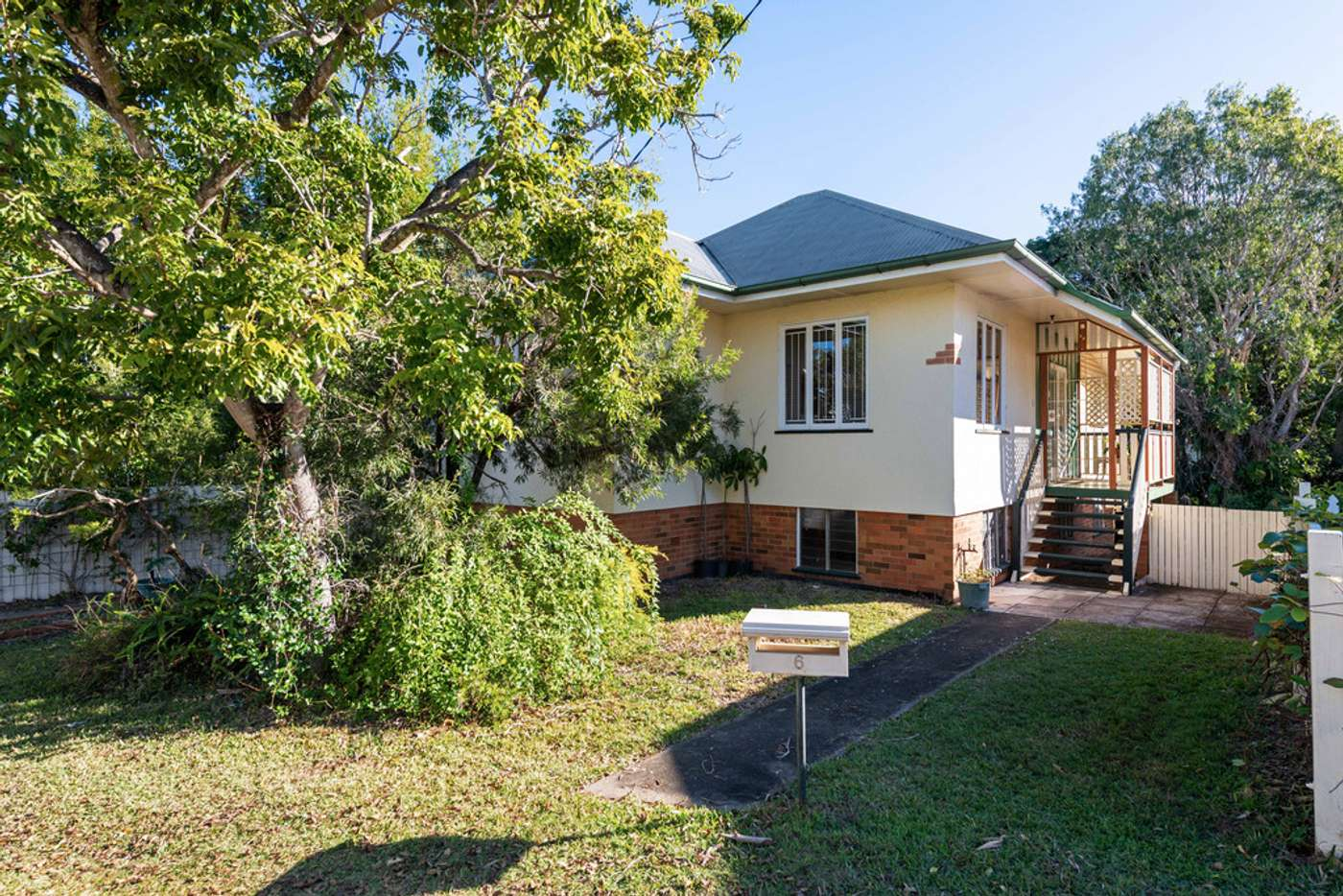 Main view of Homely house listing, 6 Robe Street, Newmarket QLD 4051