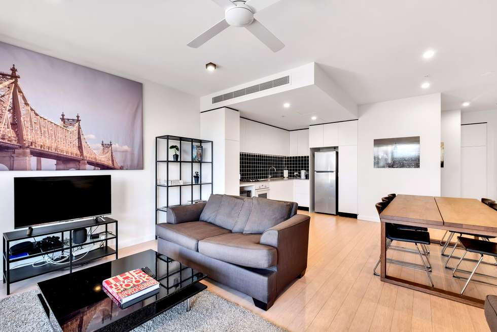 Second view of Homely apartment listing, 208/14 Sixth Street, Bowden SA 5007