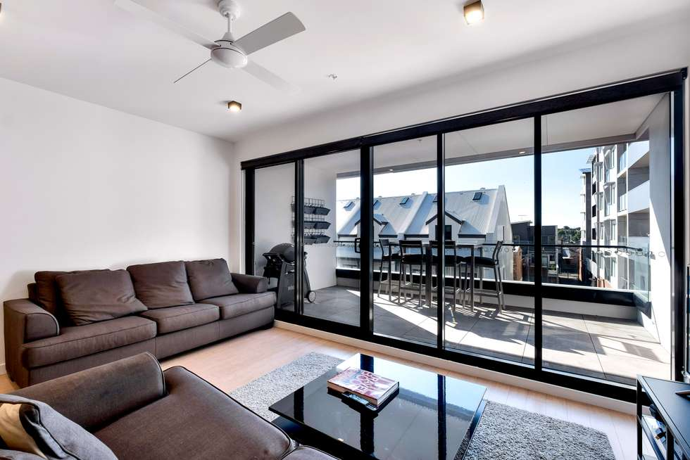 Third view of Homely apartment listing, 208/14 Sixth Street, Bowden SA 5007