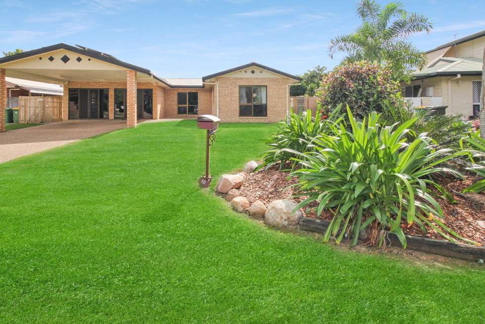 Third view of Homely house listing, 10 Coleus Court, Annandale QLD 4814