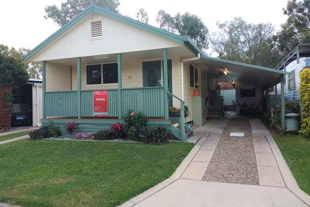 SITE 23 QUEEN STREET 1 JACARANDA DRIVE, Boyne Island QLD 4680