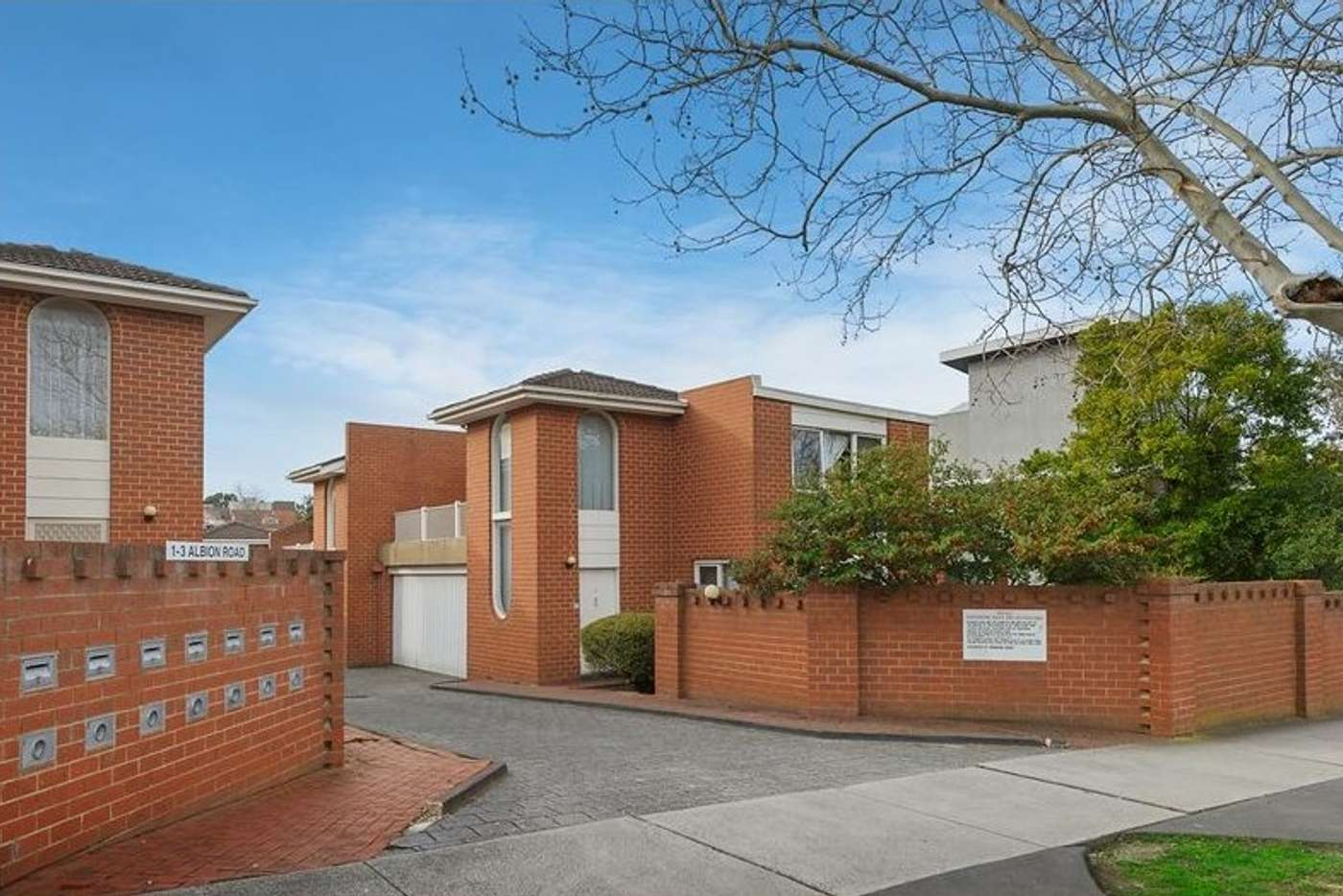 Main view of Homely house listing, 7/1-3 Albion Road, Box Hill VIC 3128