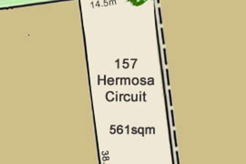 Second view of Homely residentialLand listing, Lot 157 Hermosa Circuit, Beaconsfield QLD 4740