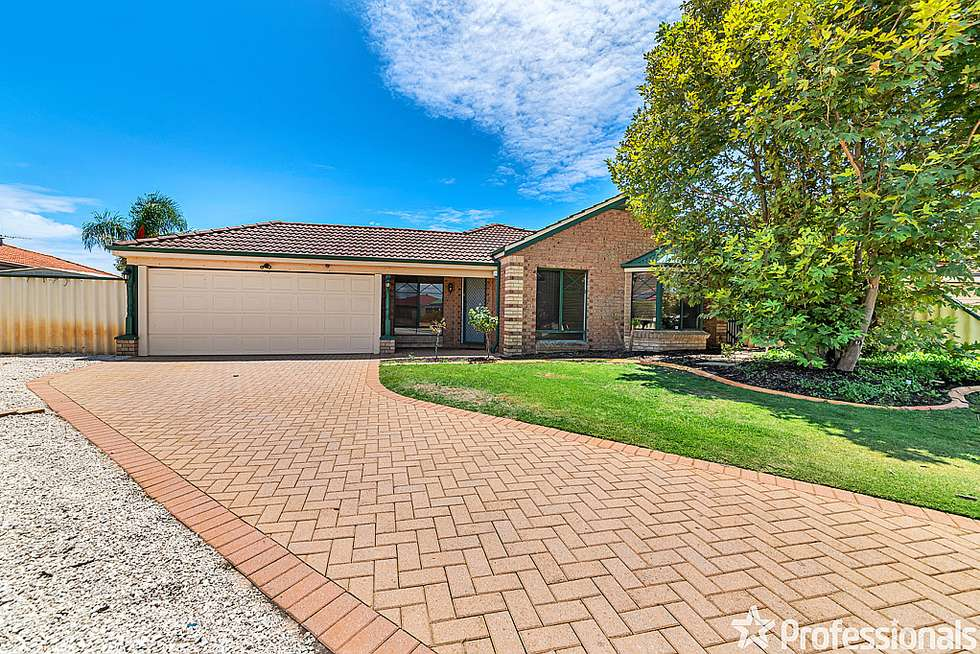Second view of Homely house listing, 11 Summer Hill Place, Warnbro WA 6169