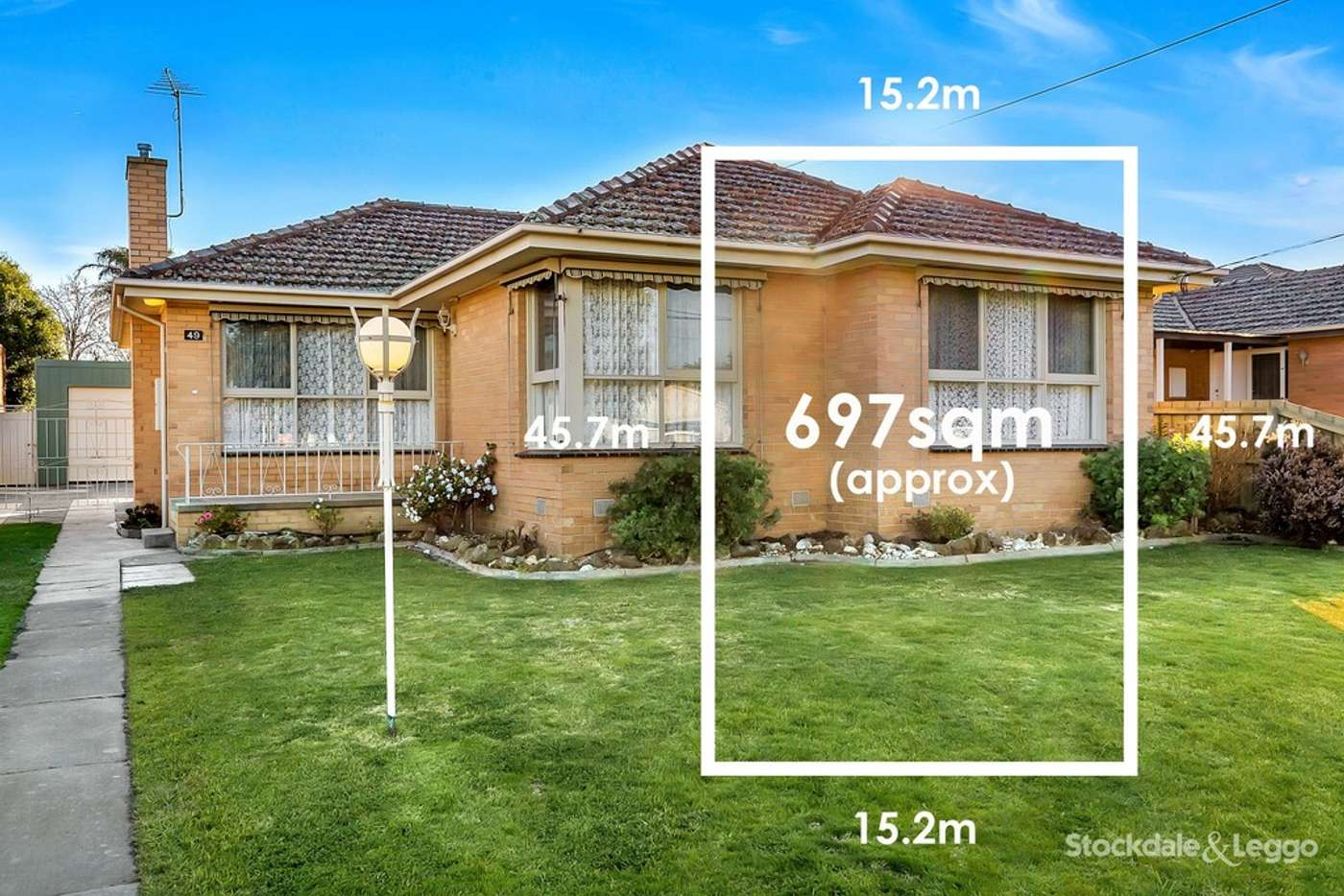 Main view of Homely house listing, 49 Cosmos Street, Glenroy VIC 3046