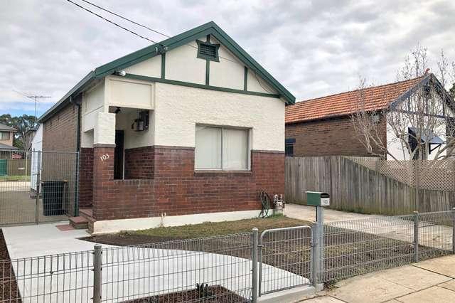 103 Kembla Street, Croydon Park NSW 2133
