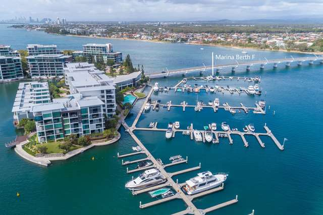 Marina Berth F Ephraim Island, Paradise Point QLD 4216