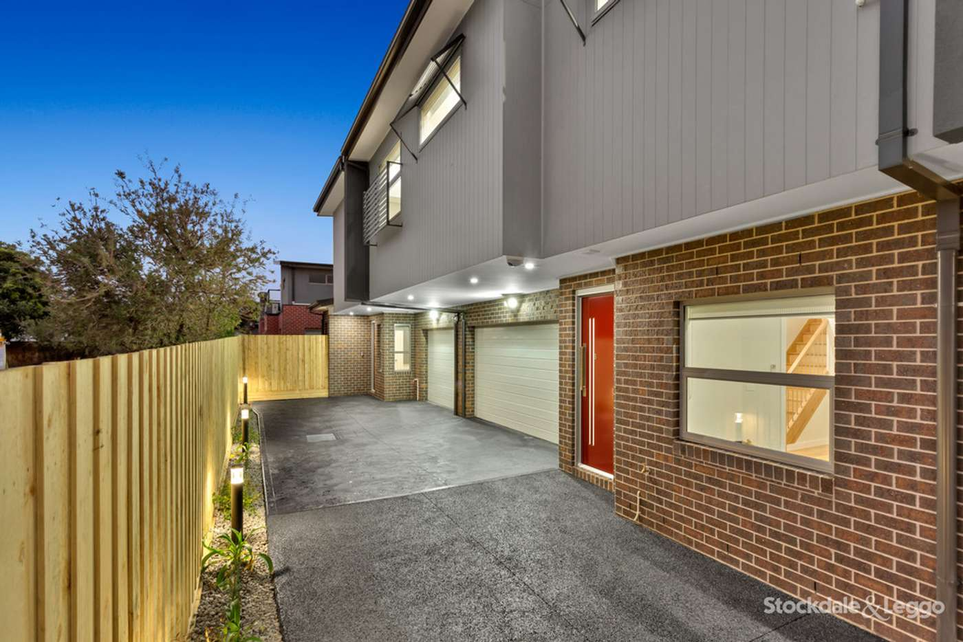 Main view of Homely townhouse listing, 4/122 Middle Street, Hadfield VIC 3046