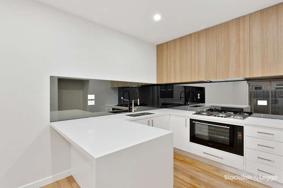 Second view of Homely townhouse listing, 4/122 Middle Street, Hadfield VIC 3046