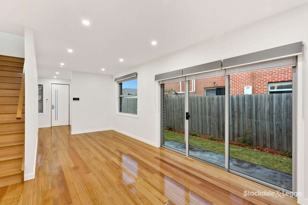 Third view of Homely townhouse listing, 4/122 Middle Street, Hadfield VIC 3046