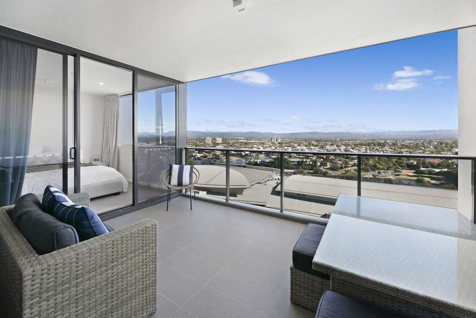 Second view of Homely unit listing, 74/31 Queensland Avenue, Broadbeach QLD 4218