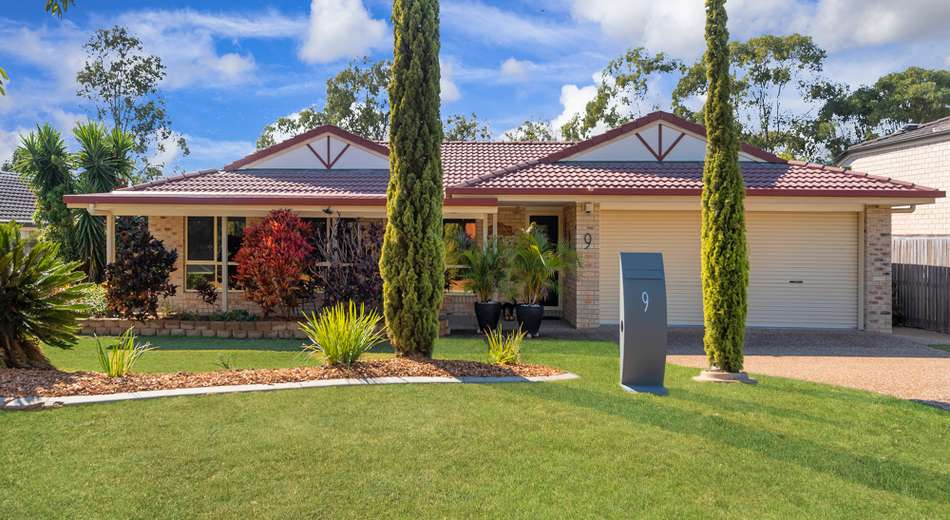 9 Costigan Terrace, Edens Landing QLD 4207