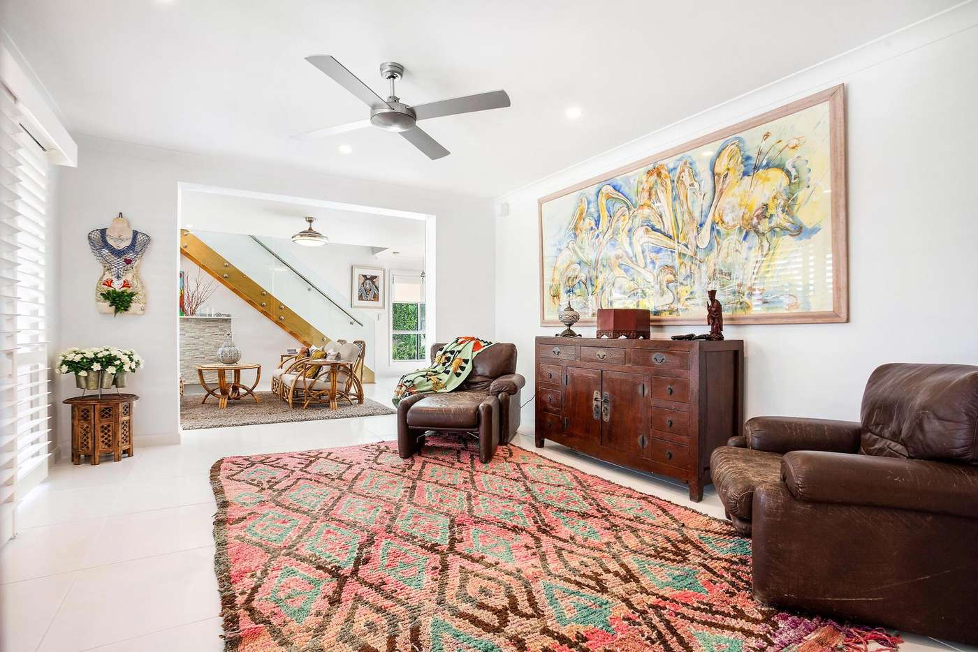 Sixth view of Homely house listing, 68 Acanthus Avenue, Burleigh Waters QLD 4220