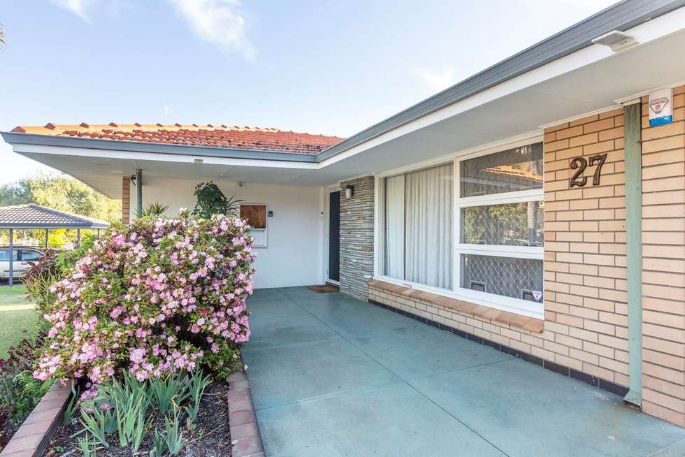 Third view of Homely house listing, 27 Wyndham Street, St James WA 6102