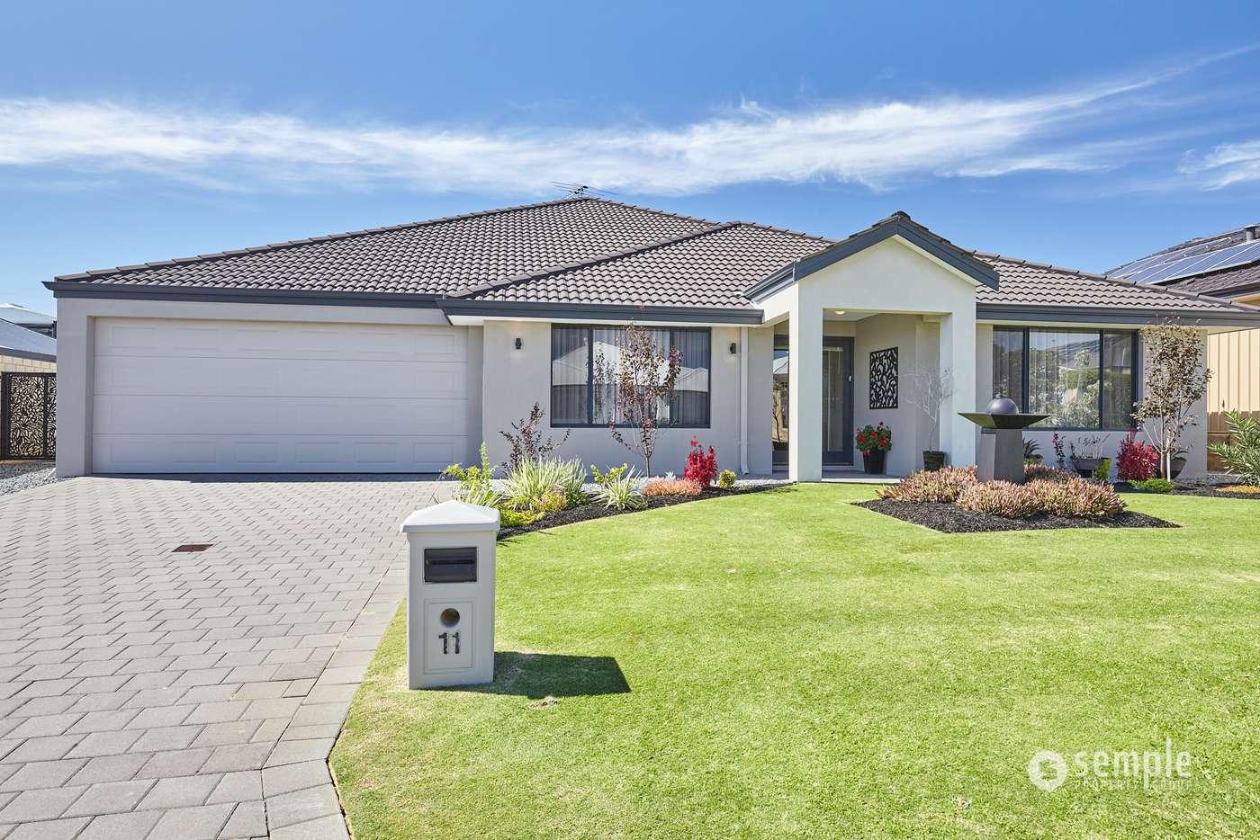 Main view of Homely house listing, 11 Samphire Turn, Beeliar WA 6164