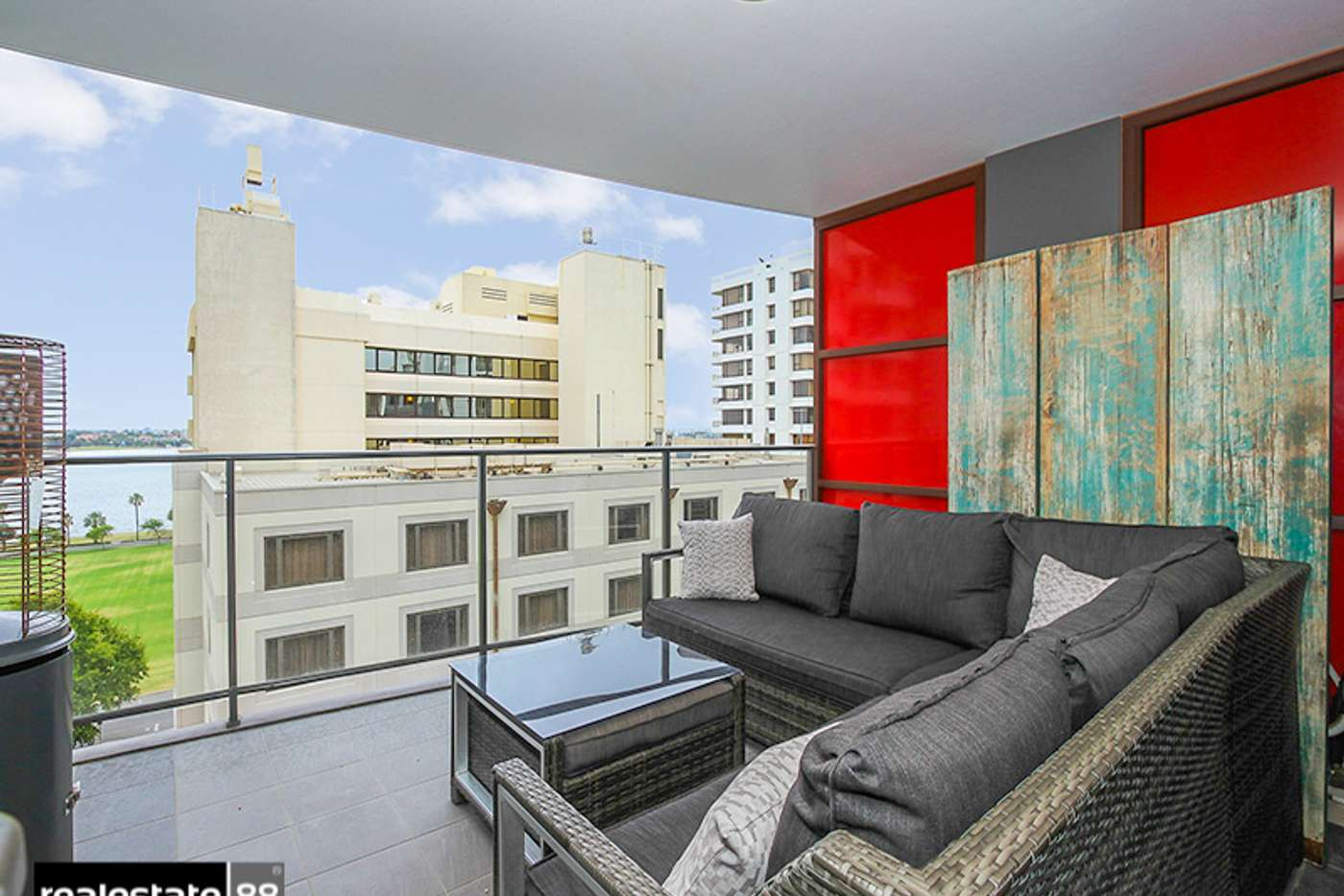 Main view of Homely apartment listing, 190/143 Adelaide Terrace, East Perth WA 6004