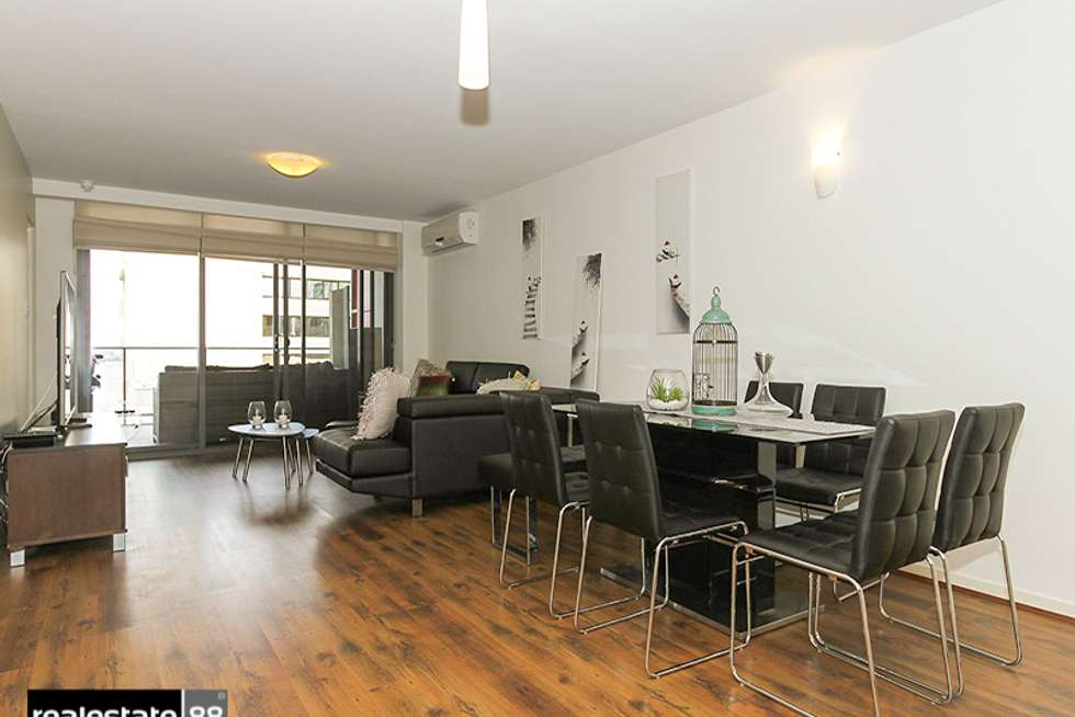 Second view of Homely apartment listing, 190/143 Adelaide Terrace, East Perth WA 6004