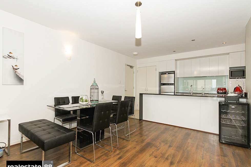 Third view of Homely apartment listing, 190/143 Adelaide Terrace, East Perth WA 6004