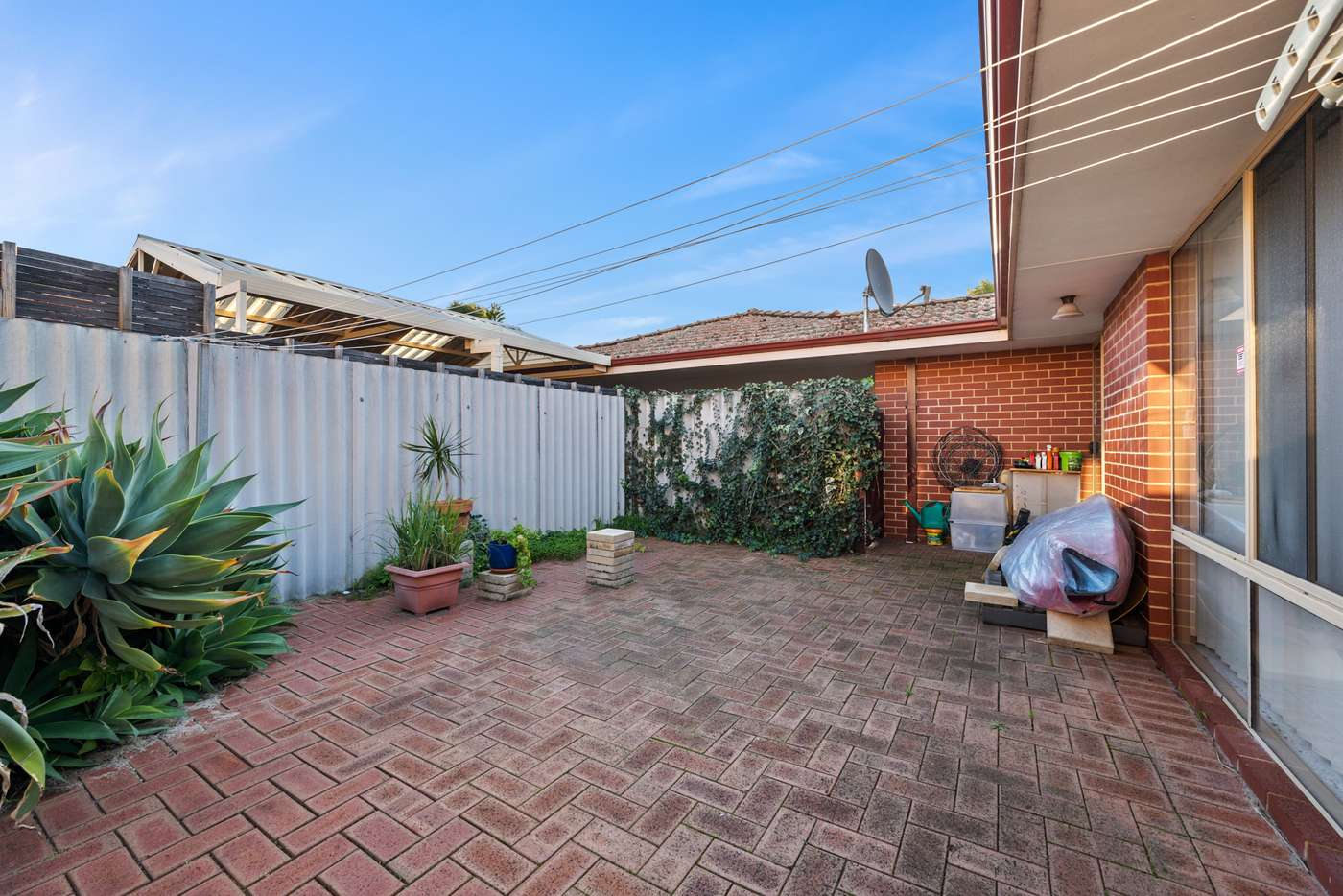 Fifth view of Homely villa listing, 2/40 Third Avenue, Mount Lawley WA 6050