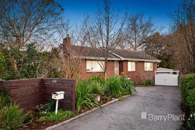 160 Eastfield Road, Croydon South VIC 3136