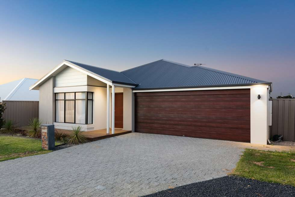 Second view of Homely house listing, 45 Hopbush Way, Beeliar WA 6164