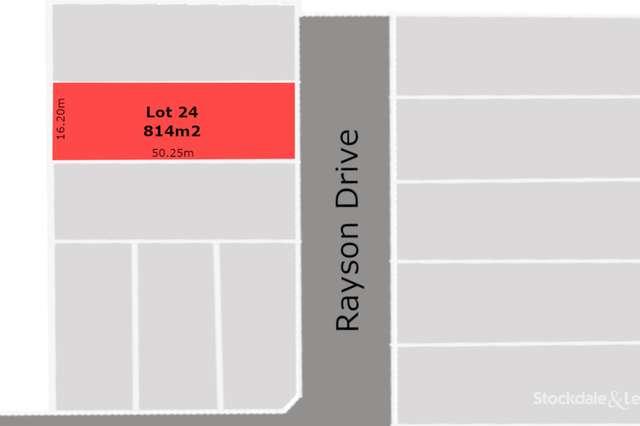 Lot 24 Rayson Drive, Leongatha VIC 3953
