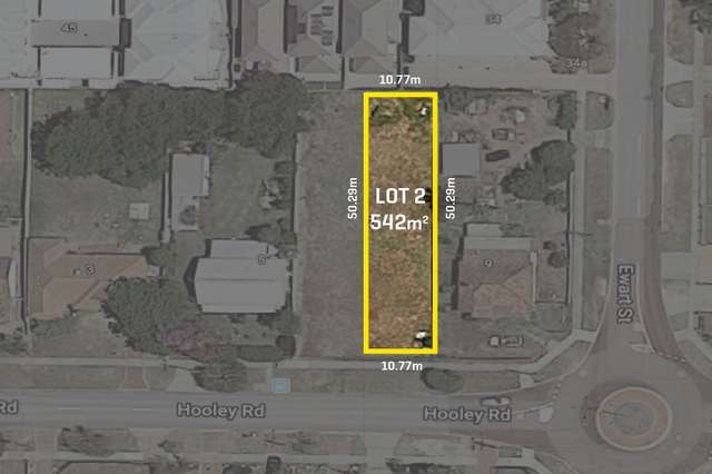 Proposed Lot 2, 7 Hooley Road, Midvale WA 6056
