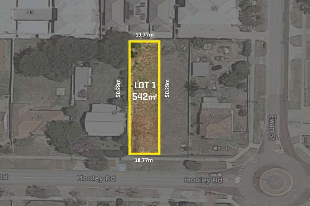 Proposed Lot 1, 7 Hooley Road, Midvale WA 6056