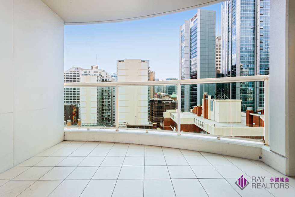 Fifth view of Homely apartment listing, 2111/348-352 Sussex Street, Sydney NSW 2000