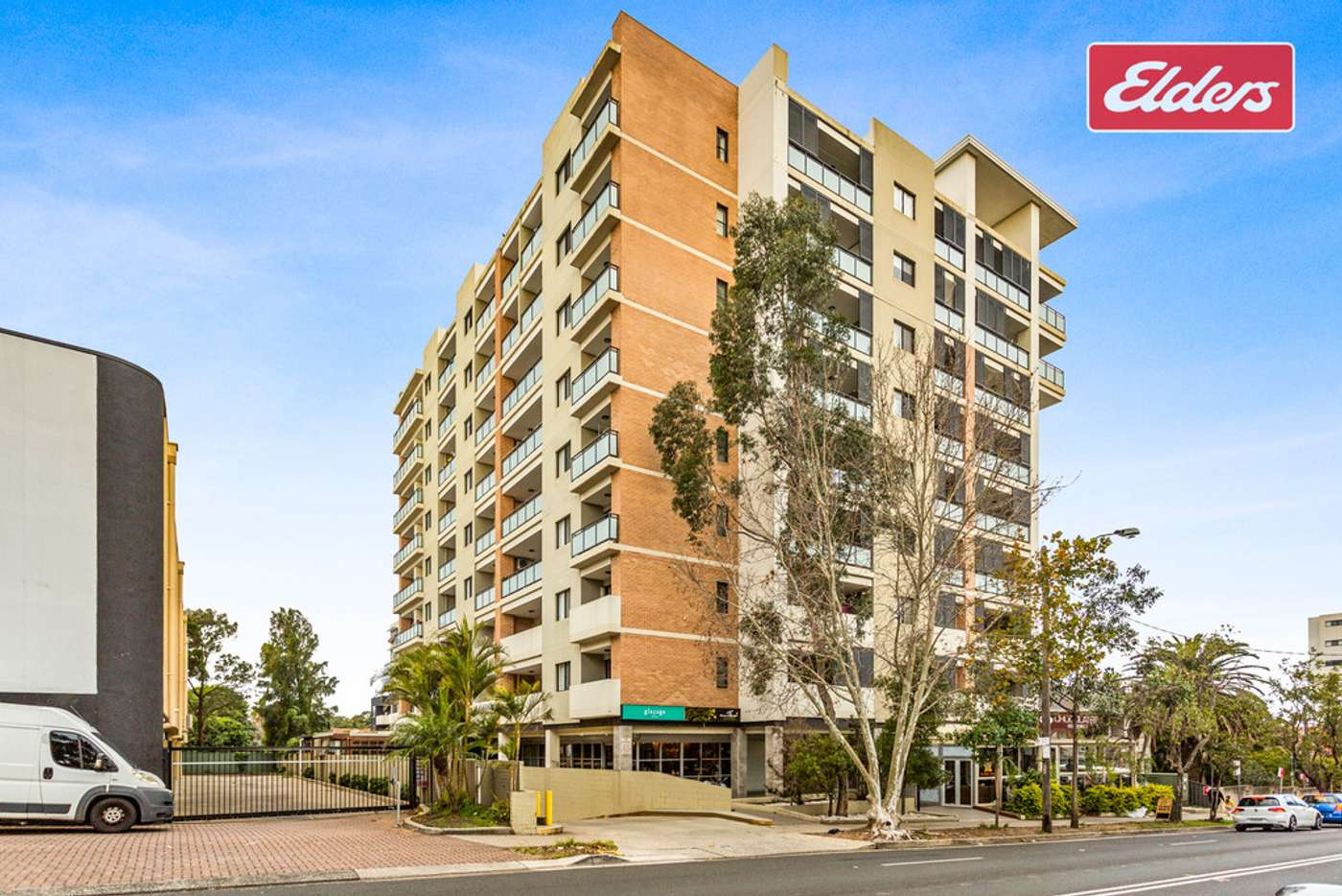 Main view of Homely unit listing, 407/465 Chapel Road, Bankstown NSW 2200