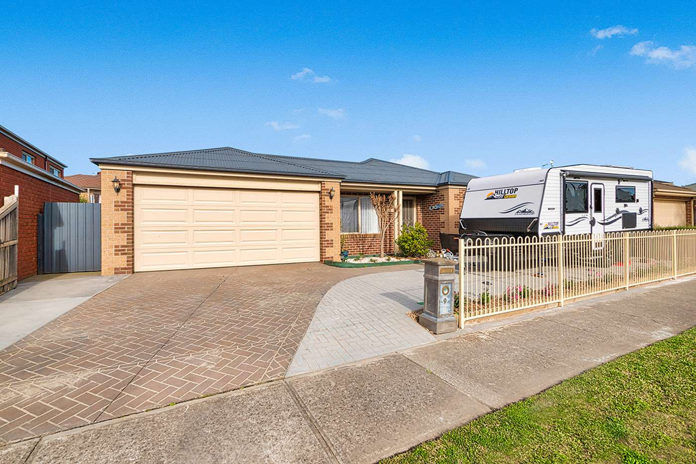 Main view of Homely house listing, 9 Red Oak Terrace, Lyndhurst VIC 3975