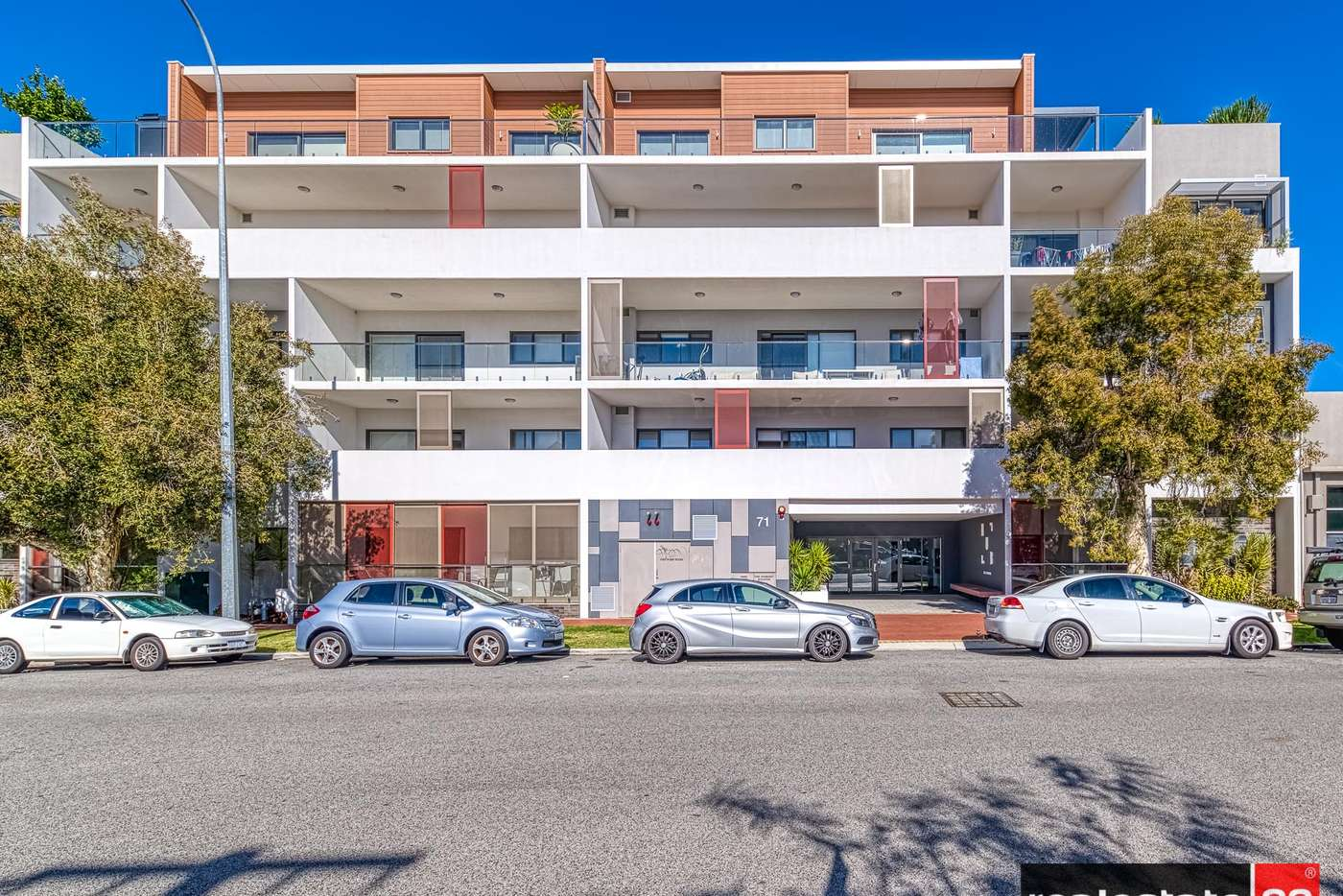 Main view of Homely apartment listing, 12/71 Brewer Street, Perth WA 6000