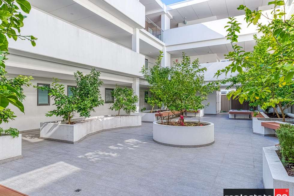 Second view of Homely apartment listing, 12/71 Brewer Street, Perth WA 6000