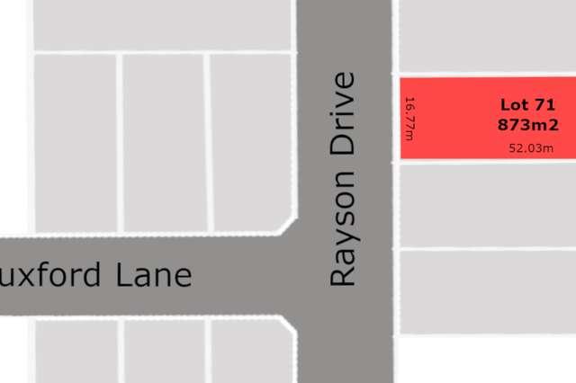 Lot 71 Rayson Drive, Leongatha VIC 3953