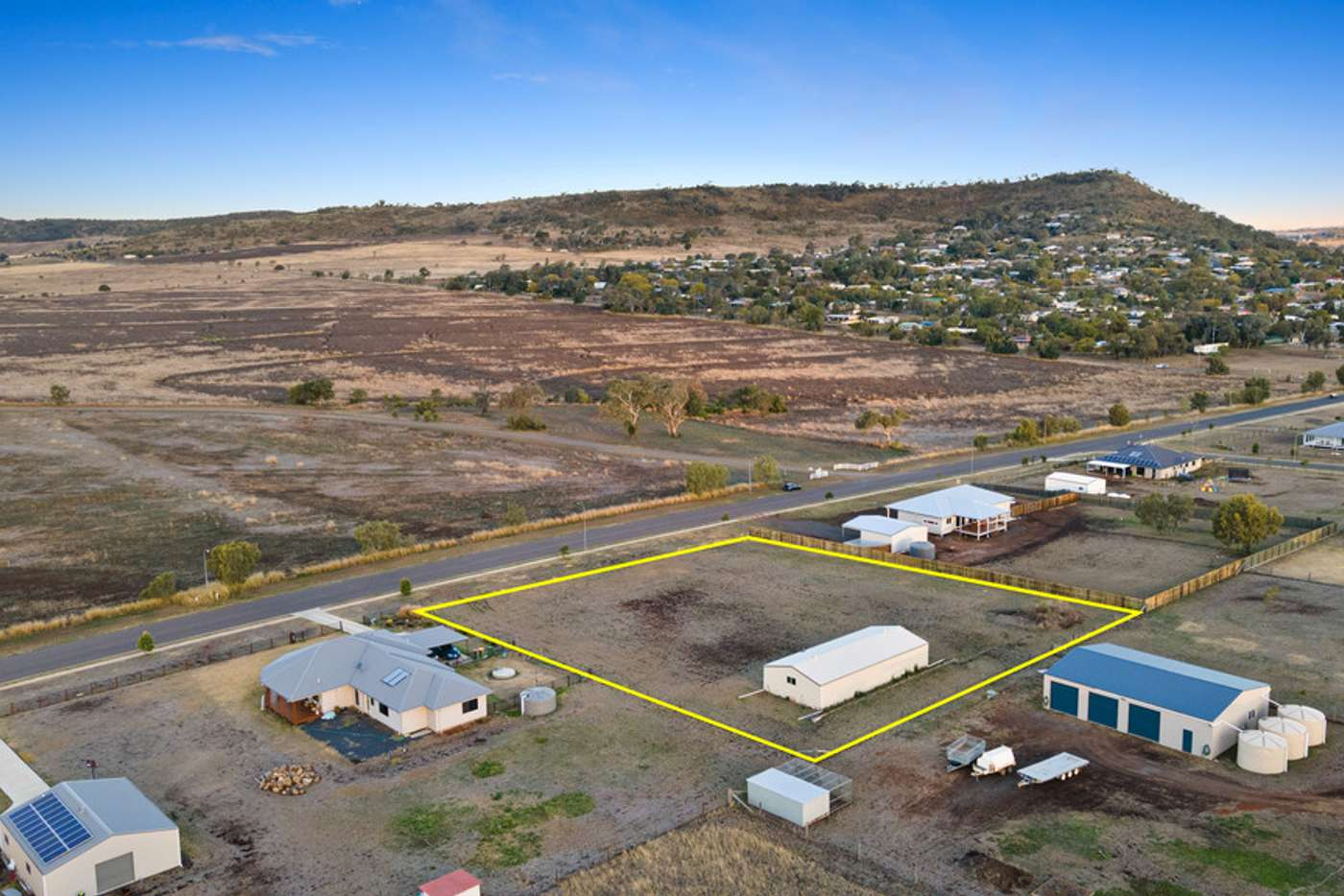 Main view of Homely residentialLand listing, 13 Storeys Road, Kingsthorpe QLD 4400