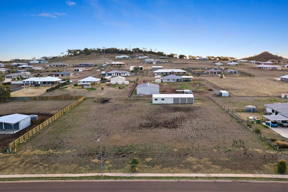 Second view of Homely residentialLand listing, 13 Storeys Road, Kingsthorpe QLD 4400
