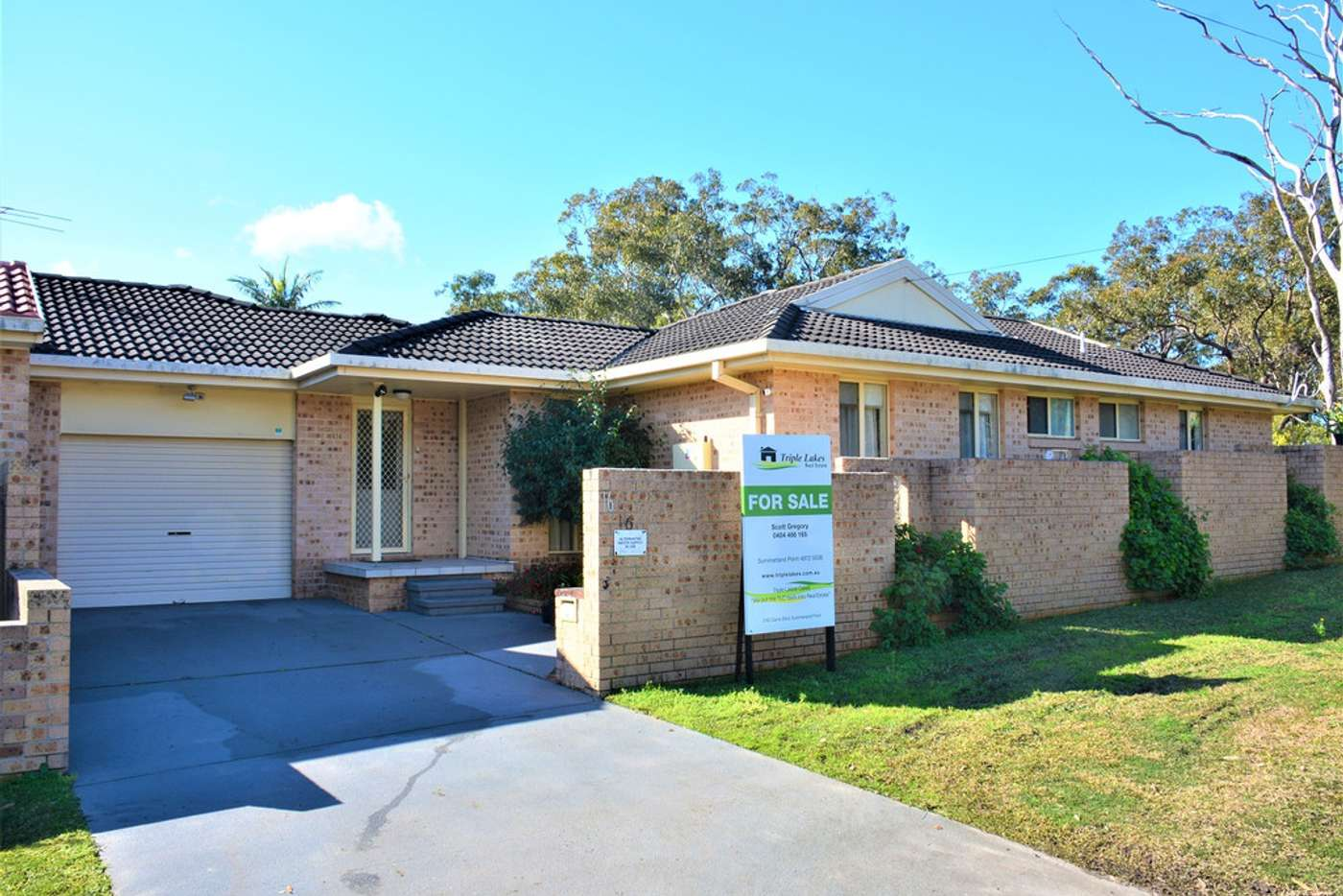 Main view of Homely house listing, 16 Government Road, Summerland Point NSW 2259