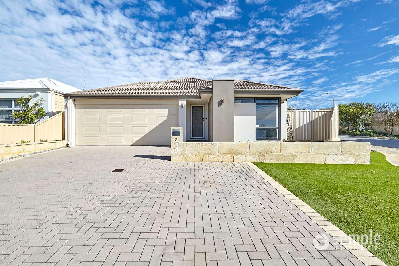 Main view of Homely house listing, 2 Desertpea Road, Beeliar WA 6164