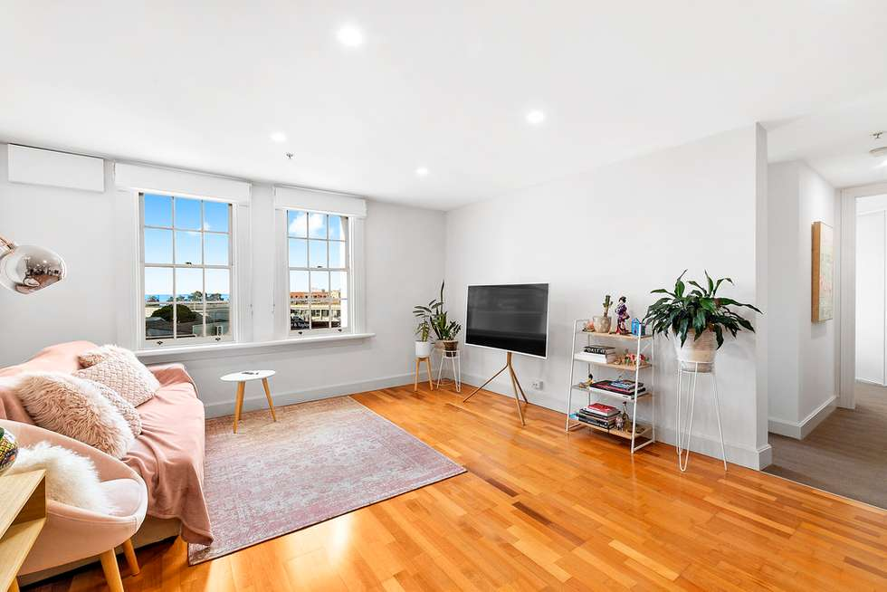 Second view of Homely apartment listing, 18/96 Mercer Street, Geelong VIC 3220