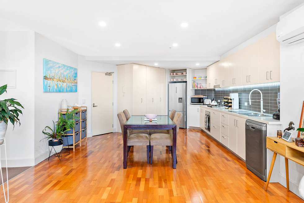 Third view of Homely apartment listing, 18/96 Mercer Street, Geelong VIC 3220