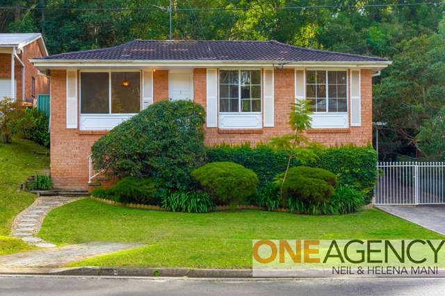5 Callemondah Avenue, North Gosford NSW 2250