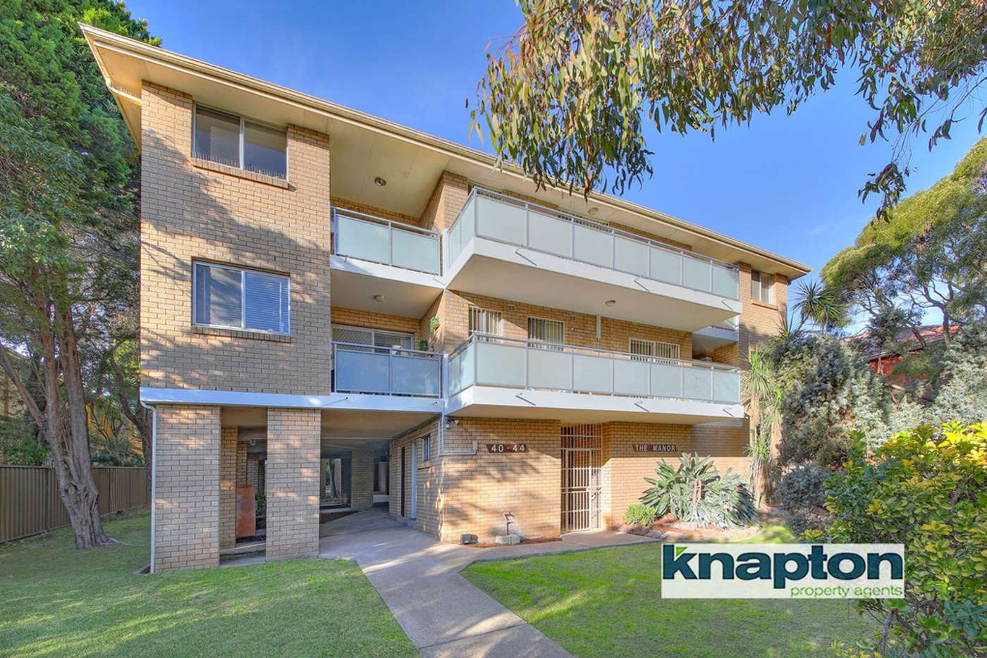 Main view of Homely unit listing, 7/40 Denman Avenue, Wiley Park NSW 2195
